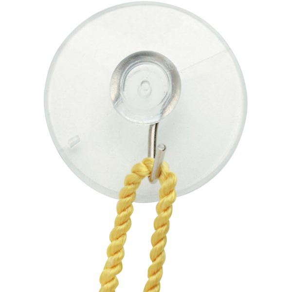 Baumgartens Metal Suction Cups with Hook