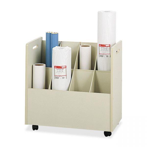Safco Mobile Roll File