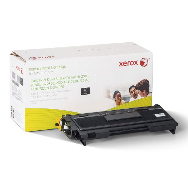 Xerox Remanufactured Brother TN-350 Black Toner Cartridge