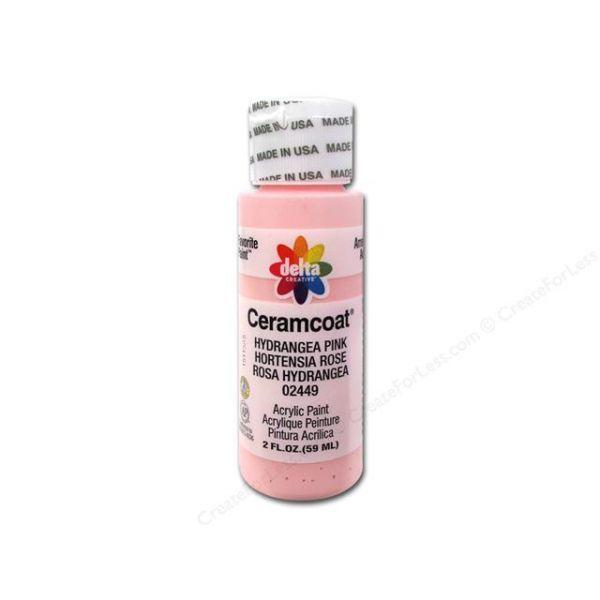 Ceramcoat Hydrangea Pink Acrylic Paint