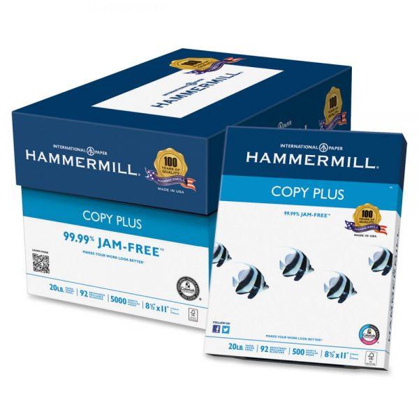 Hammermill CopyPlus White Copy Paper