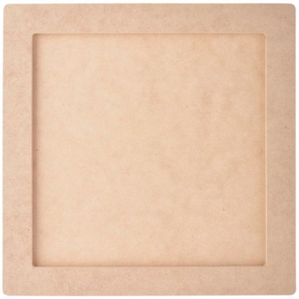 Beyond The Page MDF Square Frame