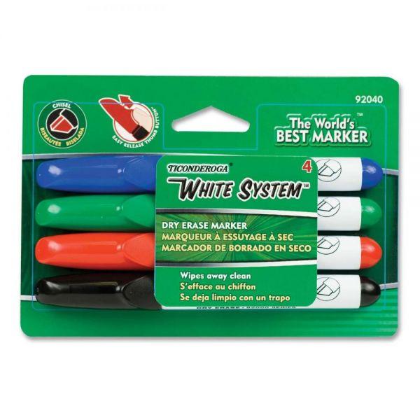 Ticonderoga Dry Erase Markers