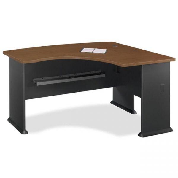 bbf Series A Right L-Bow Office Desk