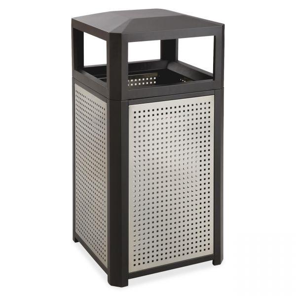 Safco Evos Series 15 Gallon Trash Container