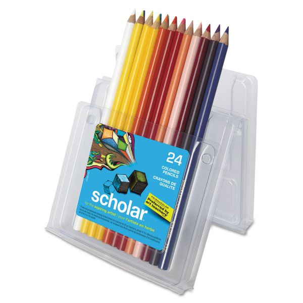 Prismacolor Scholar Woodcase Colored Pencils