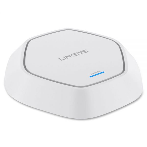 Linksys LAPAC1200 IEEE 802.11ac 1.17 Gbit/s Wireless Access Point - ISM Band - UNII Band