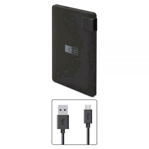 Case Logic Power Bank, 2200 mAh, Black