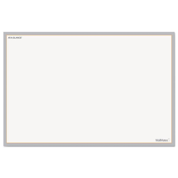 AT-A-GLANCE WallMates Self-Adhesive Dry Erase Board