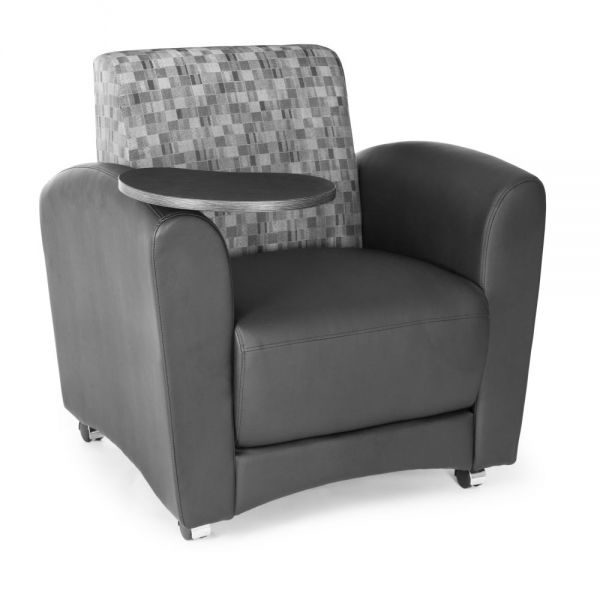 OFM InterPlay Series Upholstered Reception Chair