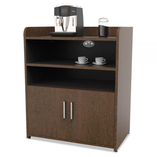 Linea Italia Trento Line Storage/Breakroom Cabinet