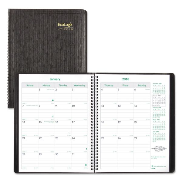 EcoLogix Monthly Planner