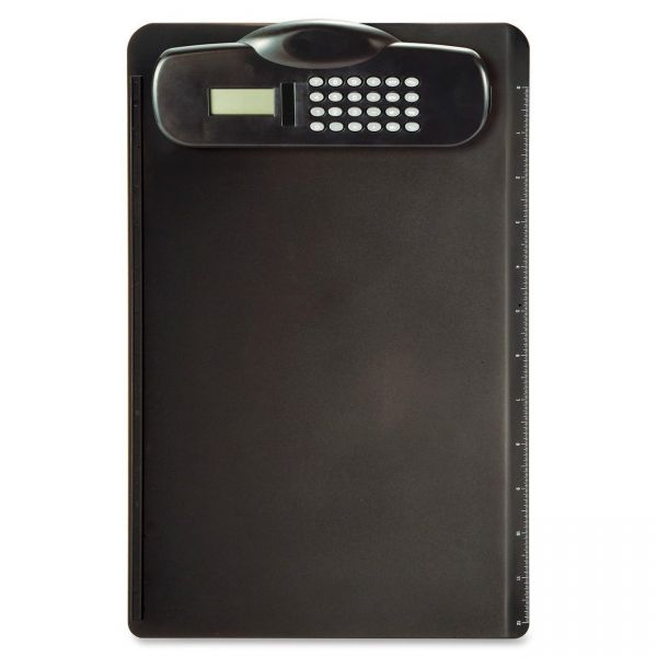 OIC Calculator Clipboard with Built-in Ruler