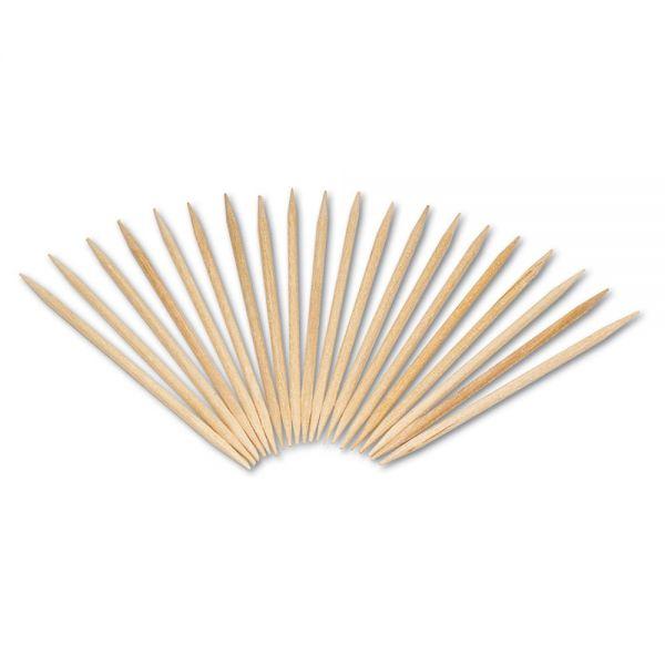Royal Round Wood Toothpicks