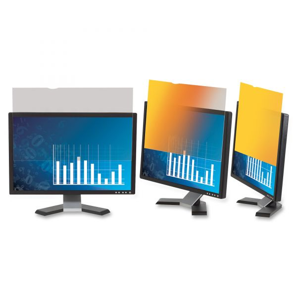 3M Gold GPF19.0W Privacy Screen Filter for Widescreen Monitor