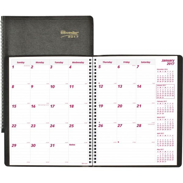 Rediform Monthly Planner