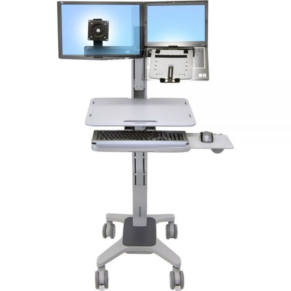 WORKFIT CONVERT-TO-DUAL KIT   FROM LCD & LAPTOP