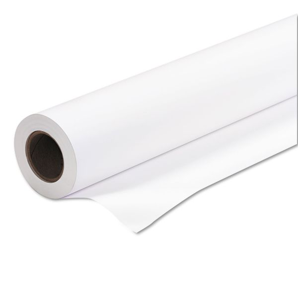 "PM Company Amerigo Inkjet 24"" Wide Format Bond Paper Roll"