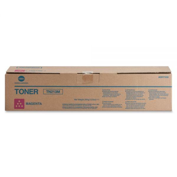 Konica Minolta TN-213M Magenta Toner Cartridge