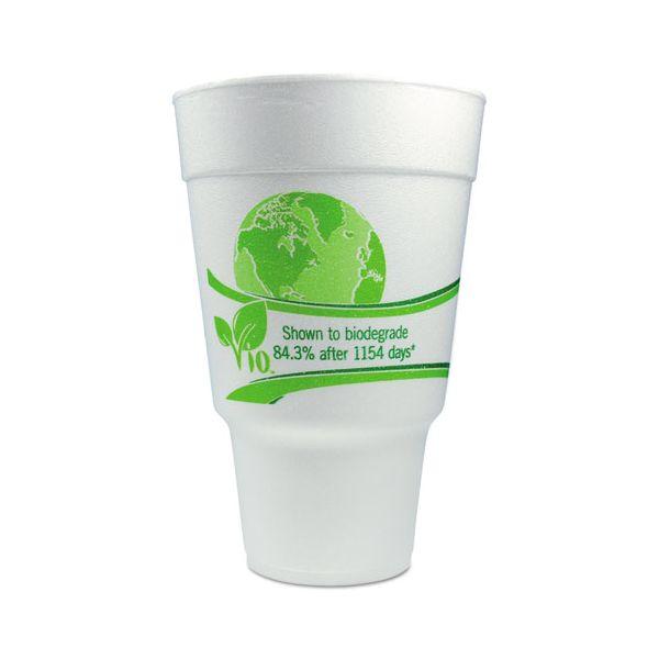 WinCup Vio Biodegradable 32 oz Foam Cups