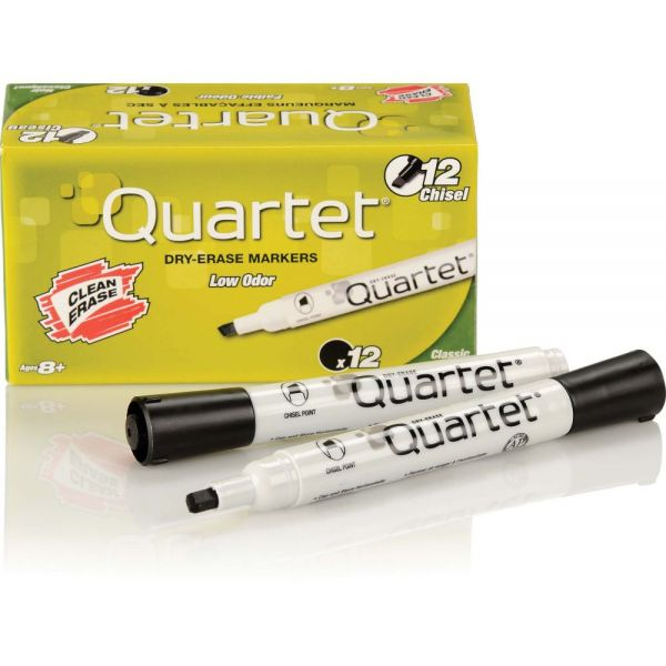 Quartet Low-Odor Dry Erase Markers