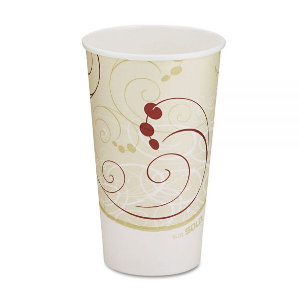 SOLO 16 oz Paper Coffee Cups