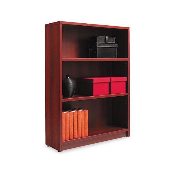 Global Adaptabilities 3-Shelf Laminate Bookcase