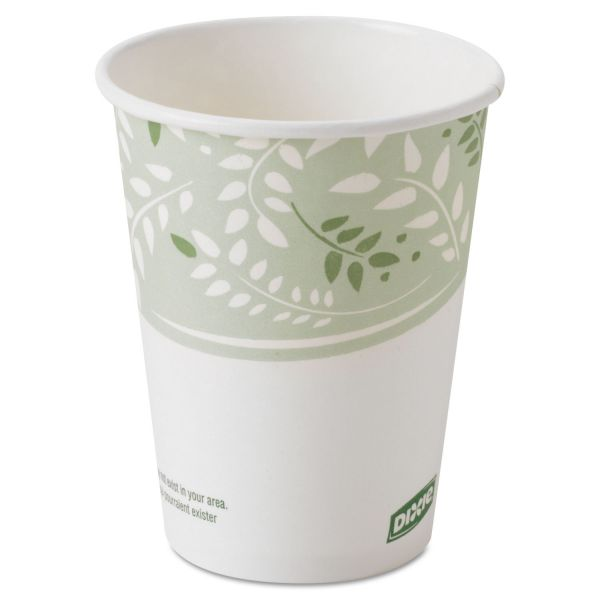 Dixie EcoSmart 8 oz Paper Coffee Cups