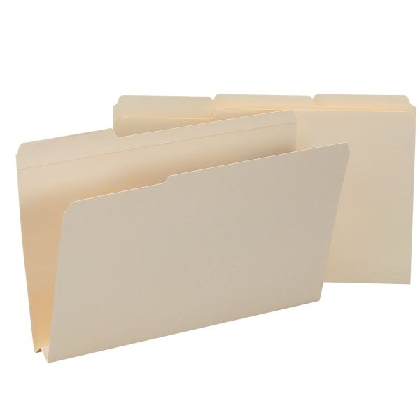 Smead 15405 Manila Expansion File Folders