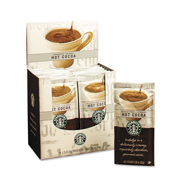 Starbucks Gourmet Hot Chocolate Packets