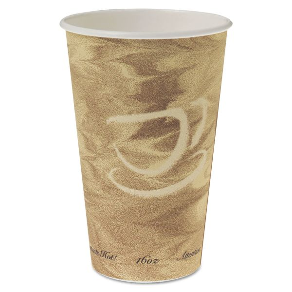 SOLO Cup Company Mistique 16 oz Coffee Cups