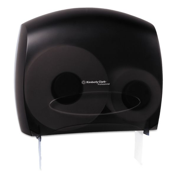 Kimberly-Clark JRT Jr. Escort Jumbo Roll Toilet Paper Dispenser