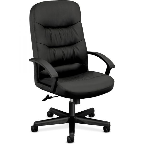 basyx by HON HVL641 Executive High-back Office Chair