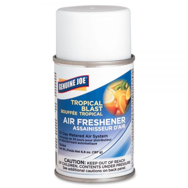 Genuine Joe Metered Dispenser Air Freshener Spray