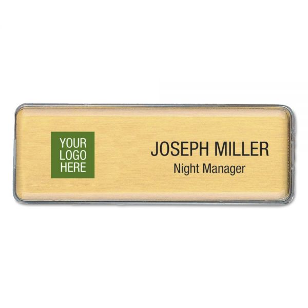 The Mighty Badge Magnetic Name Badge Refill Kit