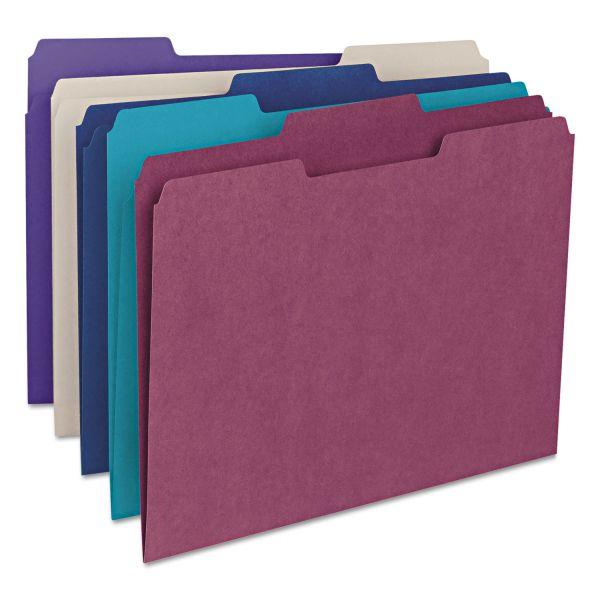 Smead Colored File Folders