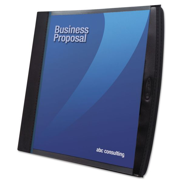 "Wilson Jones Smart-View 1/2"" Presentation Binder"