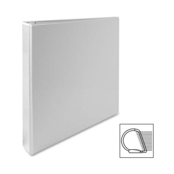 """Sparco Deluxe 1"""" 3-Ring View Binder"""