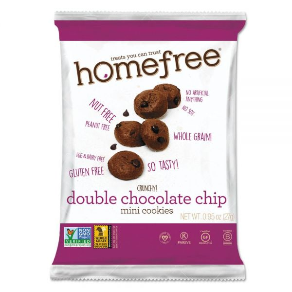 Homefree Gluten Free Mini Cookies