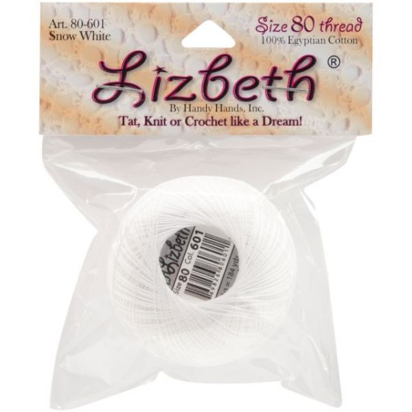 Lizbeth Cordonnet Cotton Thread