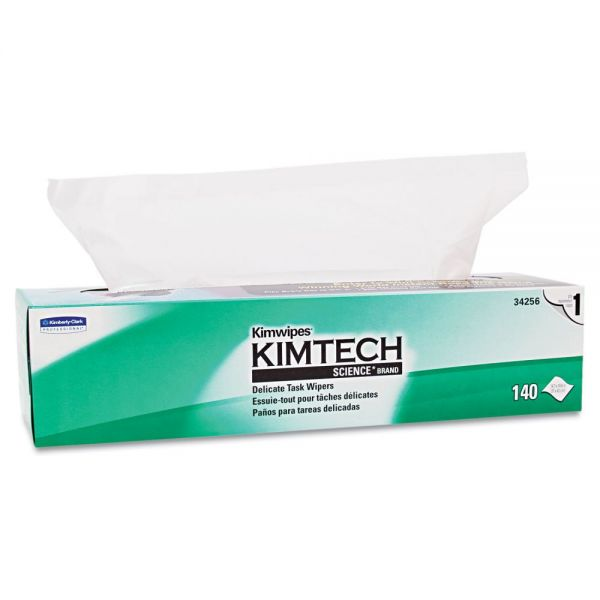 KIMWIPES Kimtech Delicate Task Wipes