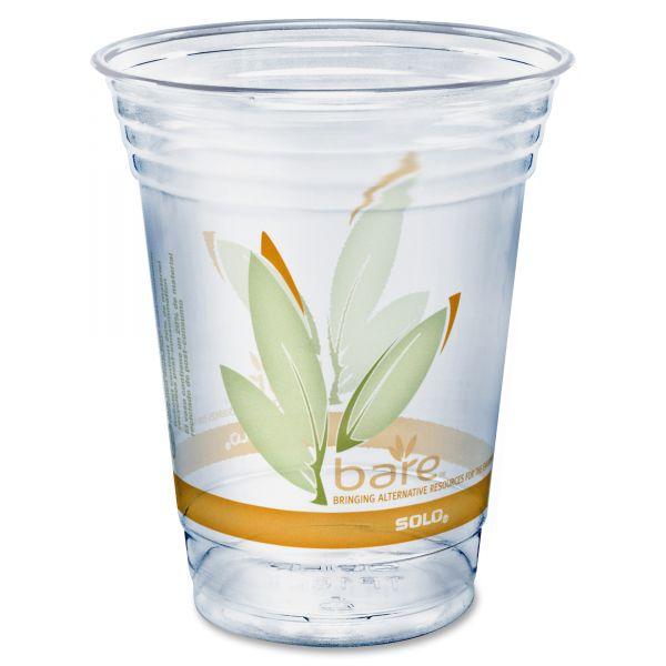 SOLO 18 oz Plastic Cups