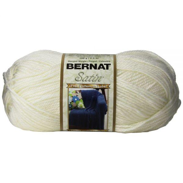 Bernat Satin Yarn - Silk