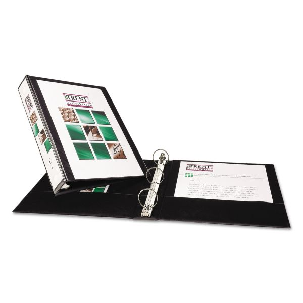 """Avery Economy Reference 1 1/2"""" 3-Ring View Binder"""