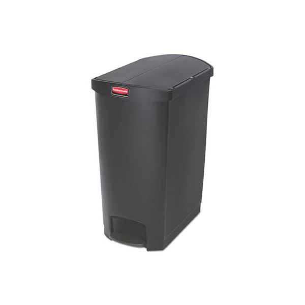 Rubbermaid Commercial Slim Jim Step-On Trash Can