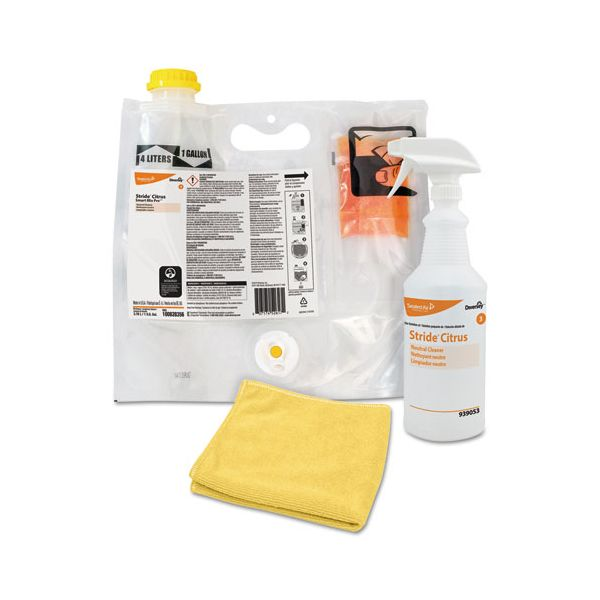 Diversey Stride Neutral Cleaner Kit