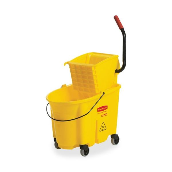 Rubbermaid WaveBrake Mopping System