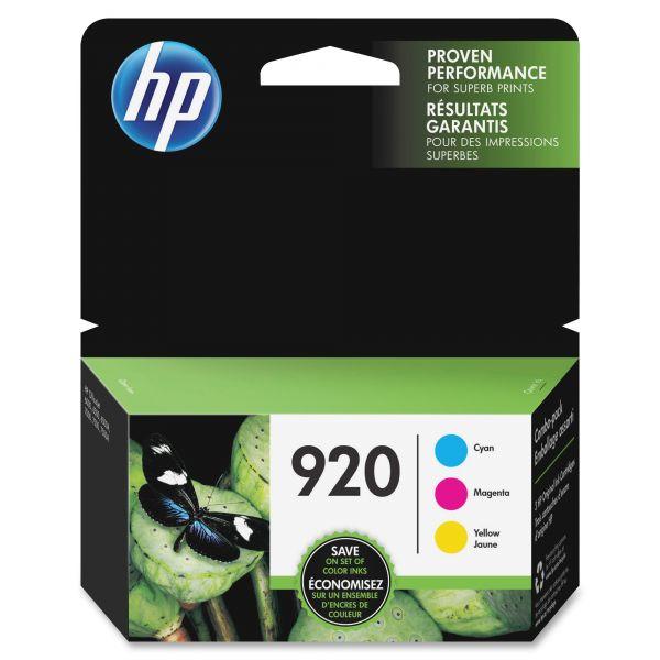 HP 920 Ink Cartridges (N9H55FN)