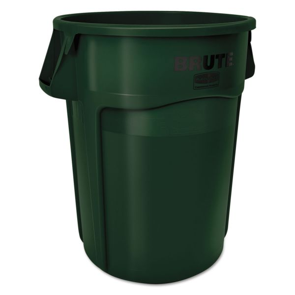Rubbermaid Commercial Brute 44 Gallon Trash Cans