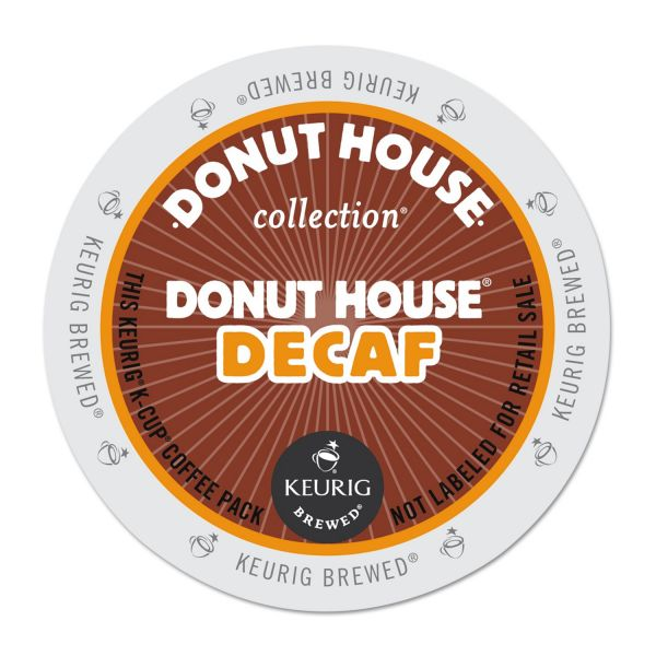 Donut House Decaf Coffee K-Cups